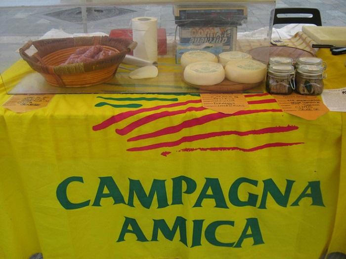 L'Aquila: Coldiretti, un anno di Campagna Amica