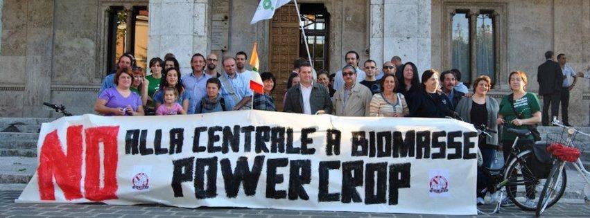 Centrale a biomasse Powercrop: La Regione boccia il progetto