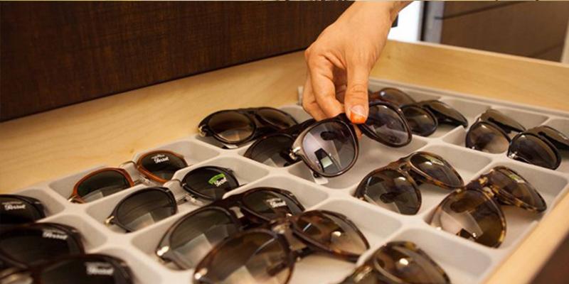 Pescara, furto in negozio di ottica, rubati 370 occhiali