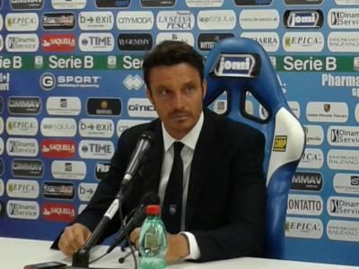 Pescara calcio, Oddo in diretta su Rete 8 Sport