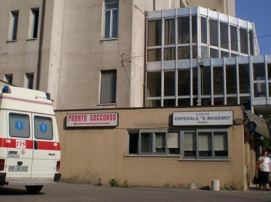 Ospedale di Penne, bimba nasce al Pronto Soccorso
