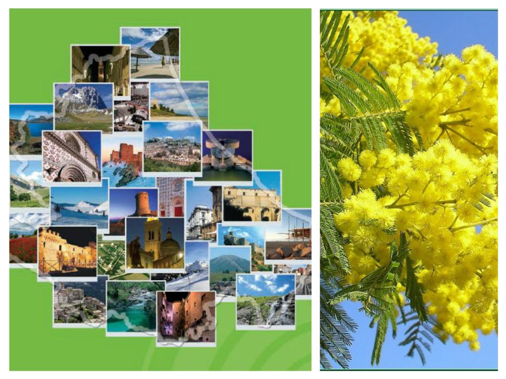 8 Marzo: auguri alla nostra madre terra d'Abruzzo