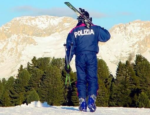 Ovindoli: ruba gli sci, ma erano del poliziotto