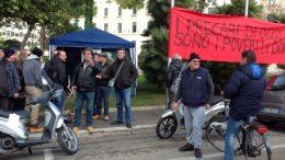 Pescara, protesta Attiva