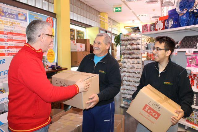 "A Pasqua torna la ""spesa sospesa"" alla Conad di Via Milano a Pescara"