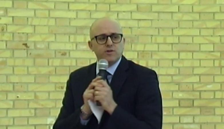 Presentato il candidato sindaco di Francavilla Stefano Di Renzo
