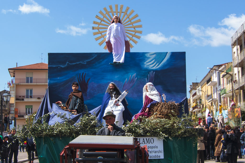 Orsogna: Martedì la sfilata dei Talami