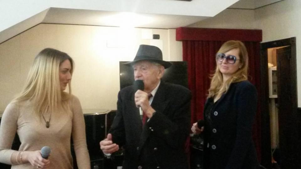 Chieti: Teddy Reno e il Trio-Tregenerazionale