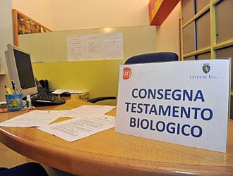 Testamento Biologico: a Pescara un registro operativo