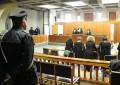 Minaccia giudice, udienza blindata al Tribunale di Teramo