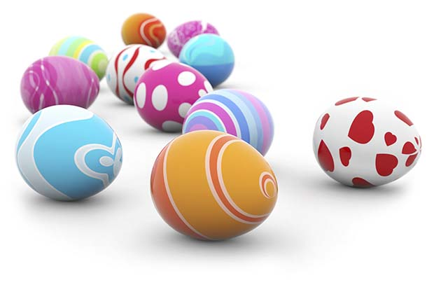 Solidarietà Montesilvano: vendita di uova pasquali