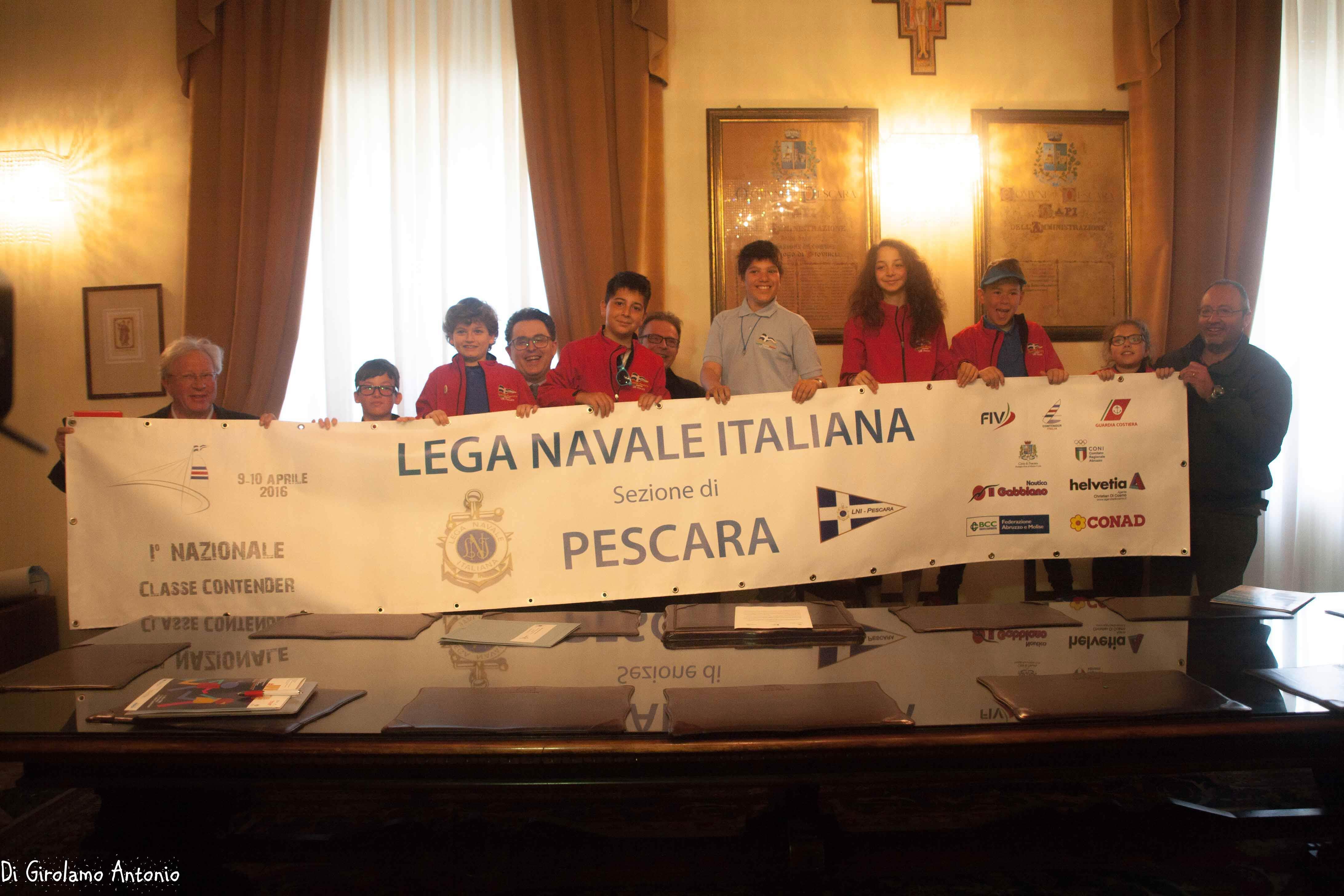 Vela, Circuito Contender sbarca a Pescara