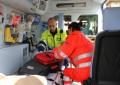 Pescara: anziano salvato mentre fa jogging