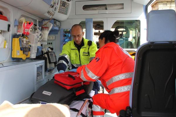 Carsoli: Parto in emergenza, ci pensa il 118