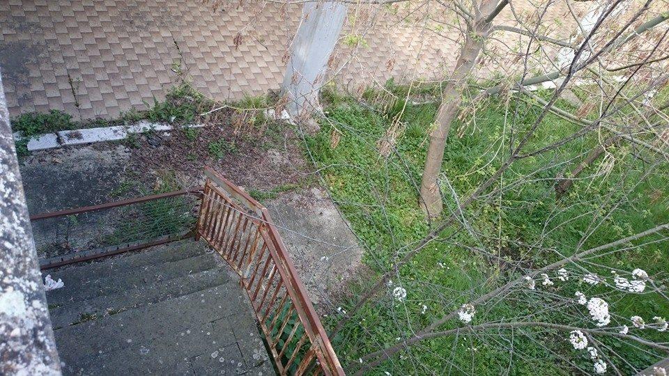 Chieti: telespettatore denuncia degrado scuola via Masci