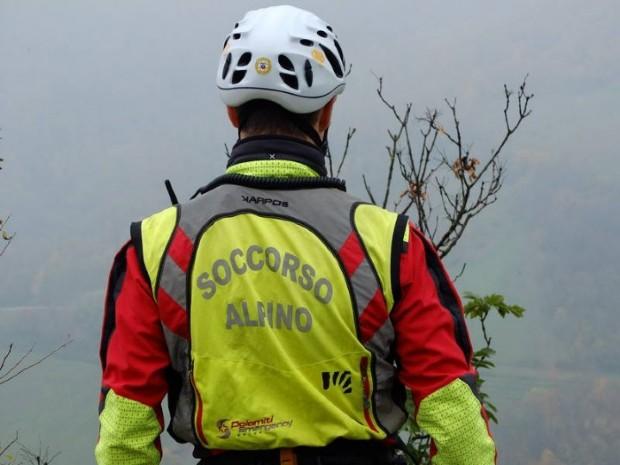 Gran Sasso, illeso dopo 'scivolone' di 400 metri