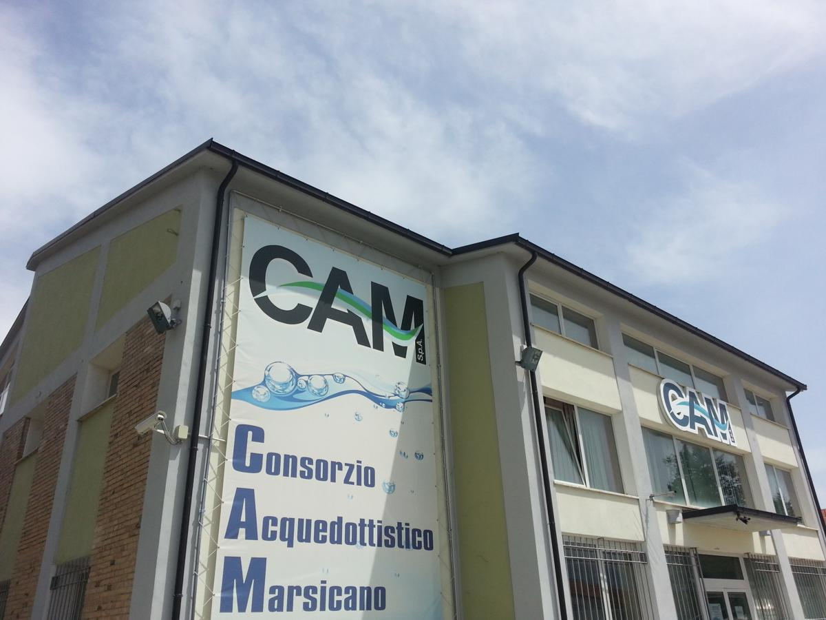 Il CAM pronto ad interrompere l'erogazione idrica