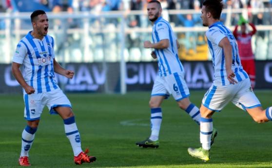 """Pescara calcio. Caprari """"Sono ancora un mezzo giocatore"""""""