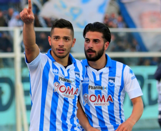 Pescara calcio, news Caprari