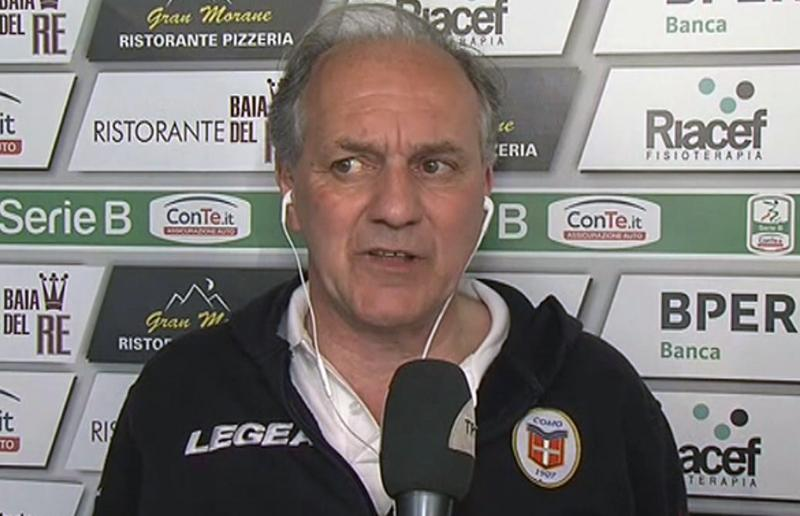 """Pescara Como. Cuoghi """"Non ho paura di nessuno"""""""