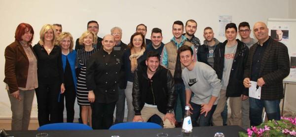 Cibo e Legalità al De Cecco: Gli studenti incontrano lo chef antiracket