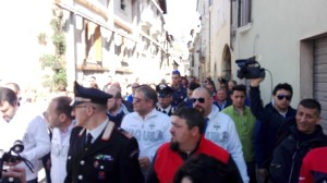 Salvini l'Aquila