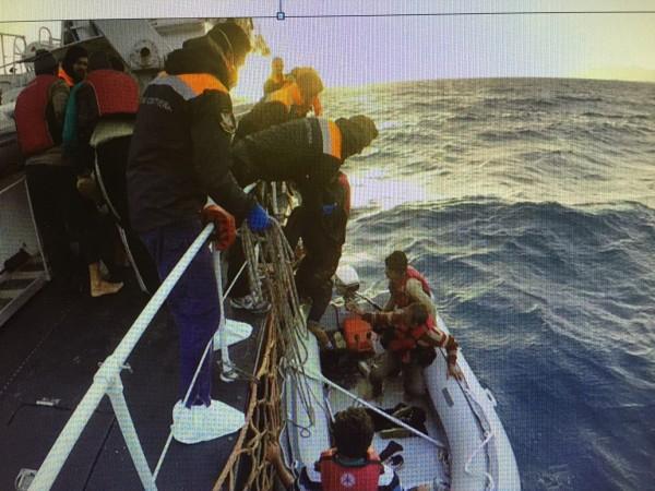Operazione Poseidon: Una motovedetta anche da Pescara