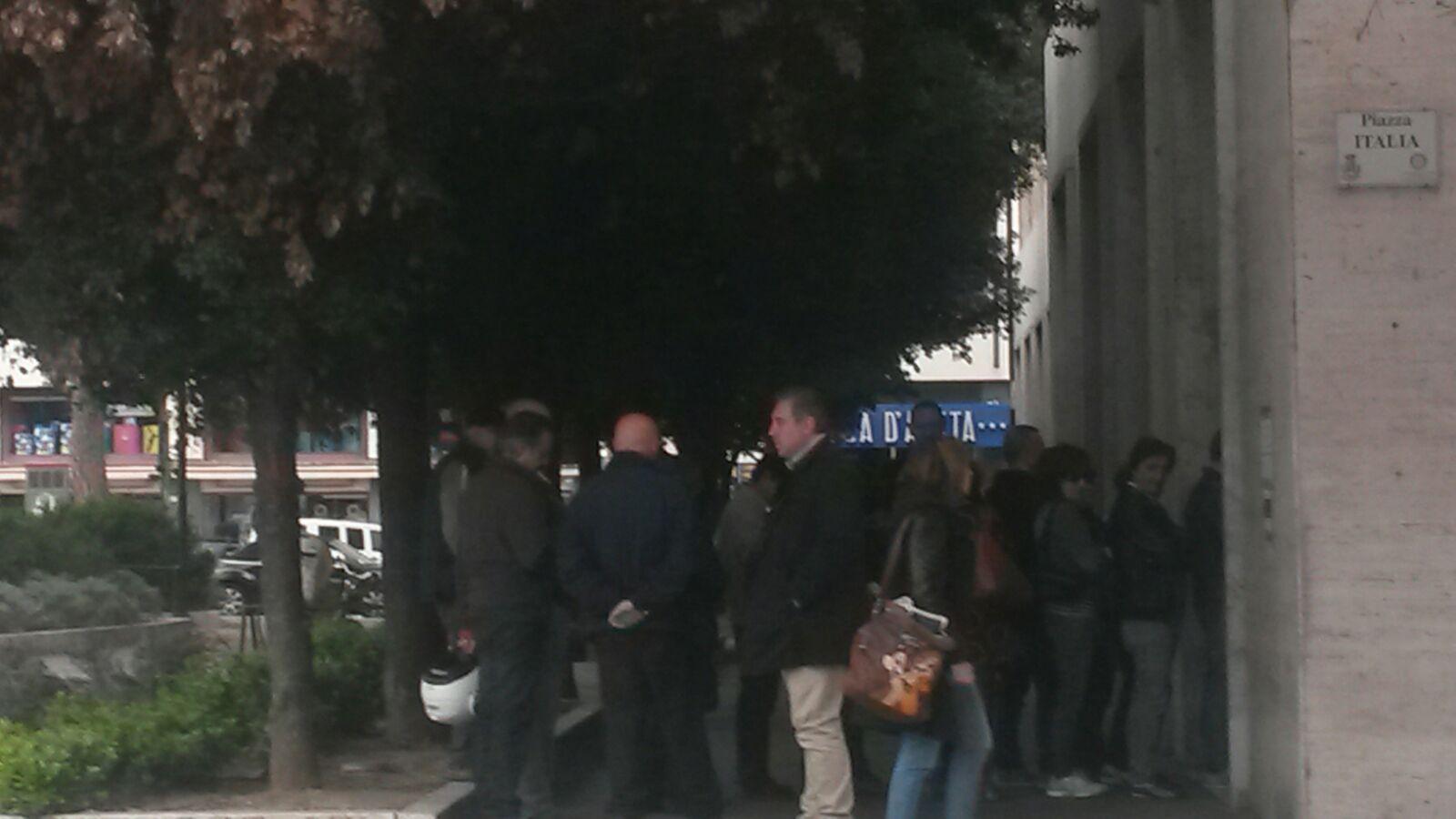 Referendum, file all'Ufficio elettorale di Pescara