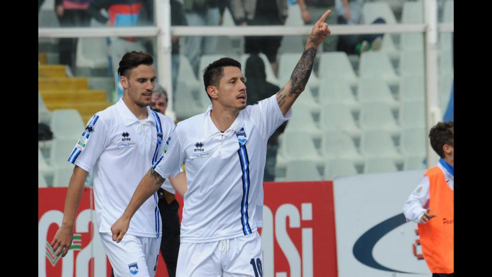 Pescara calcio Lapadula: si profila un'asta