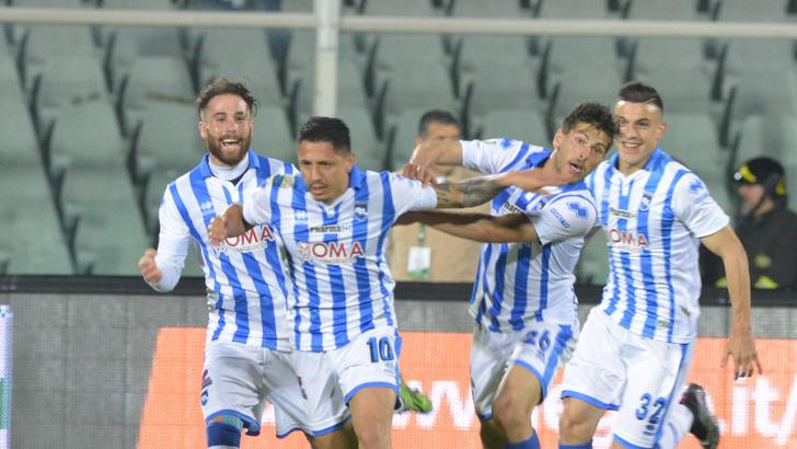Pescara calcio, che vittoria !