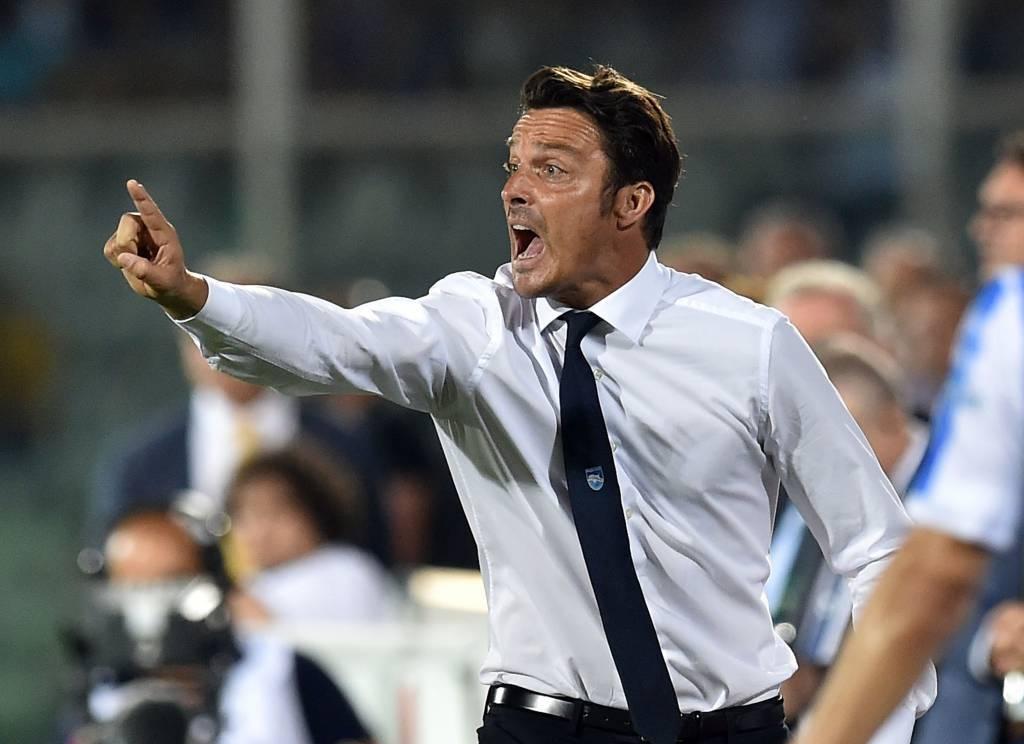 """Pescara calcio. Oddo """"Solo la vittoria"""""""