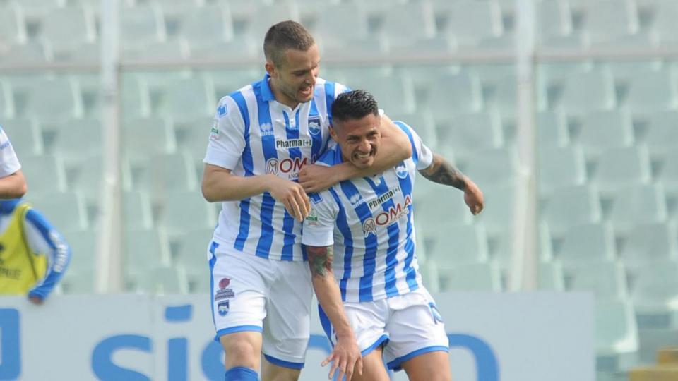 Pescara calcio, turno favorevole