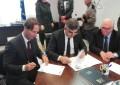 Giulianova: firmata l'intesa per la nuova caserma