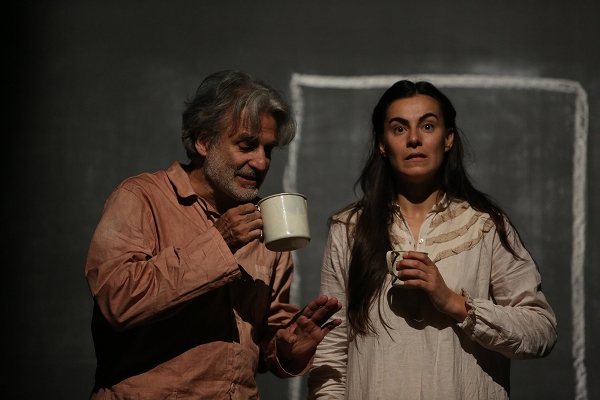 "Con César Brie gran finale di ""Transumanze"" a San Demetrio"