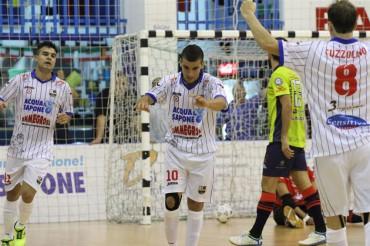 Calcio a 5 – Playoff: pari dell'Acqua&Sapone