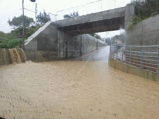Mosciano Stazione: Si contano i danni dopo l'allagamento