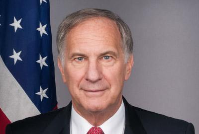 Regione Abruzzo: domani D'Alfonso riceve l'ambasciatore degli USA
