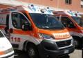 Le nuove ambulanze della Asl di Lanciano Vasto Chieti