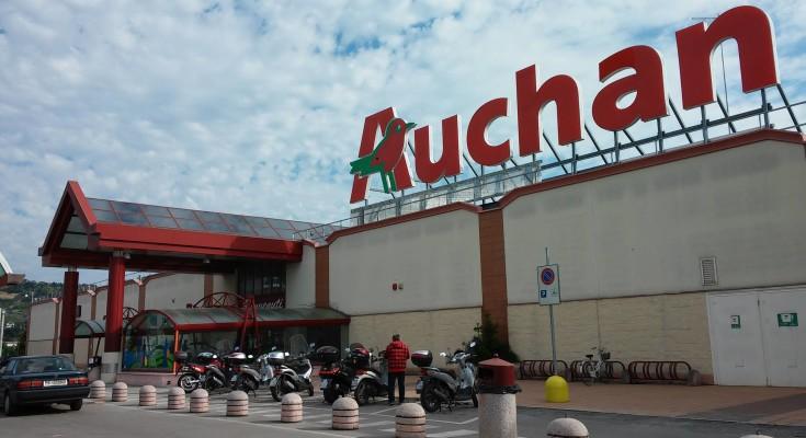 L'ipermercato Auchan di Pescara si rinnova