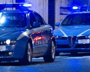 Monticchio, furgone esploso nell'area sportiva