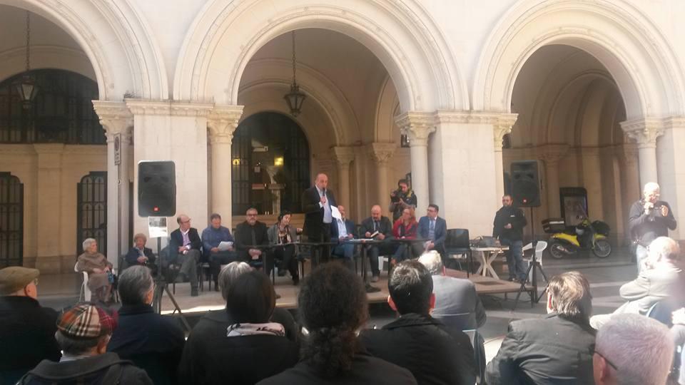 Chieti: incontro in piazza tra associazioni e istituzioni