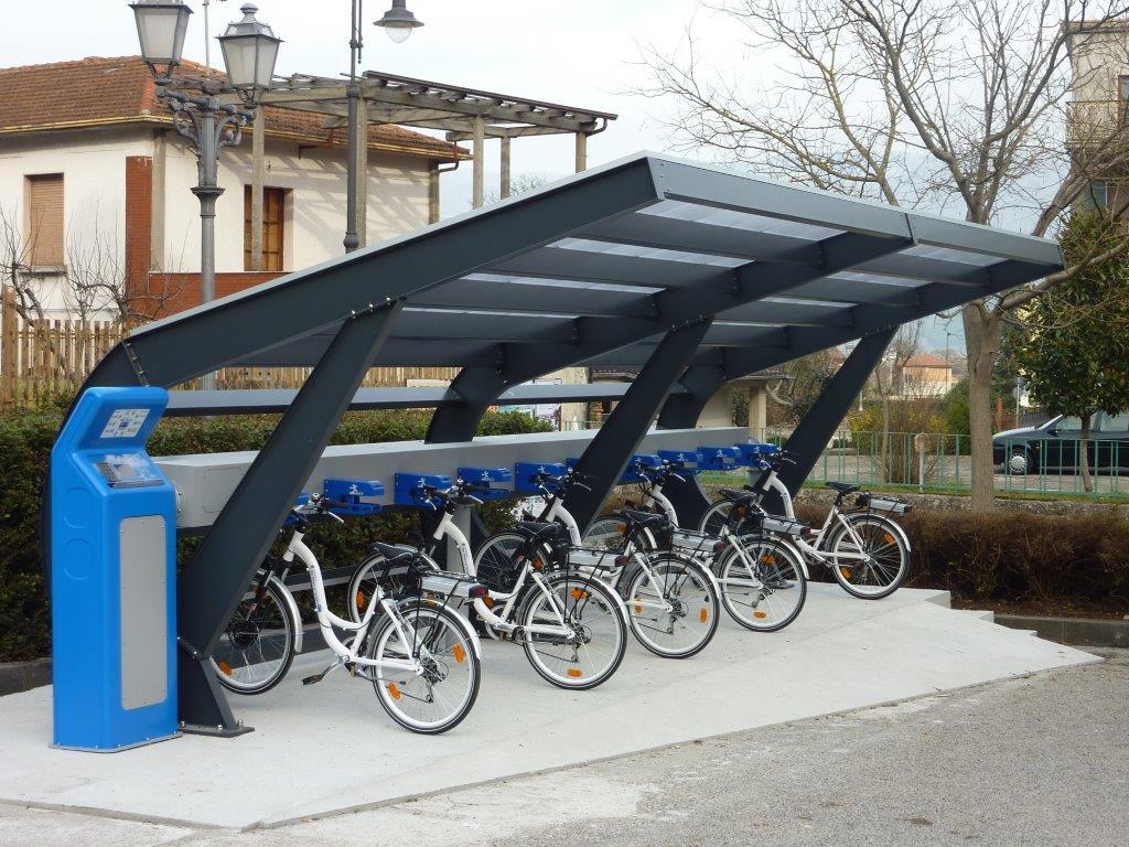 Mobilità sostenibile, verso la ciclostazione