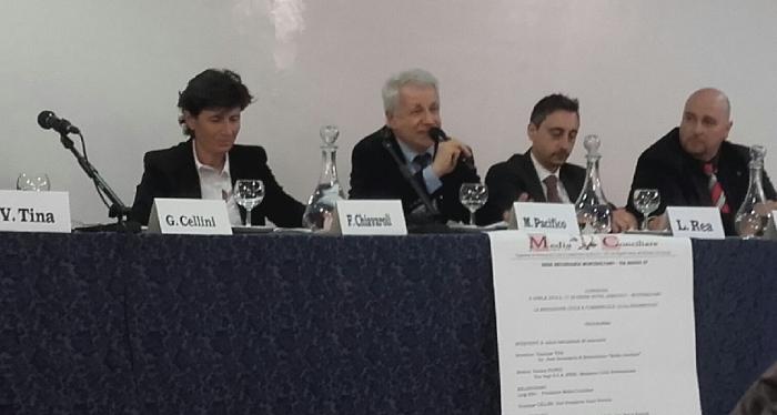 Montesilvano: Chiavaroli a convegno su mediazione