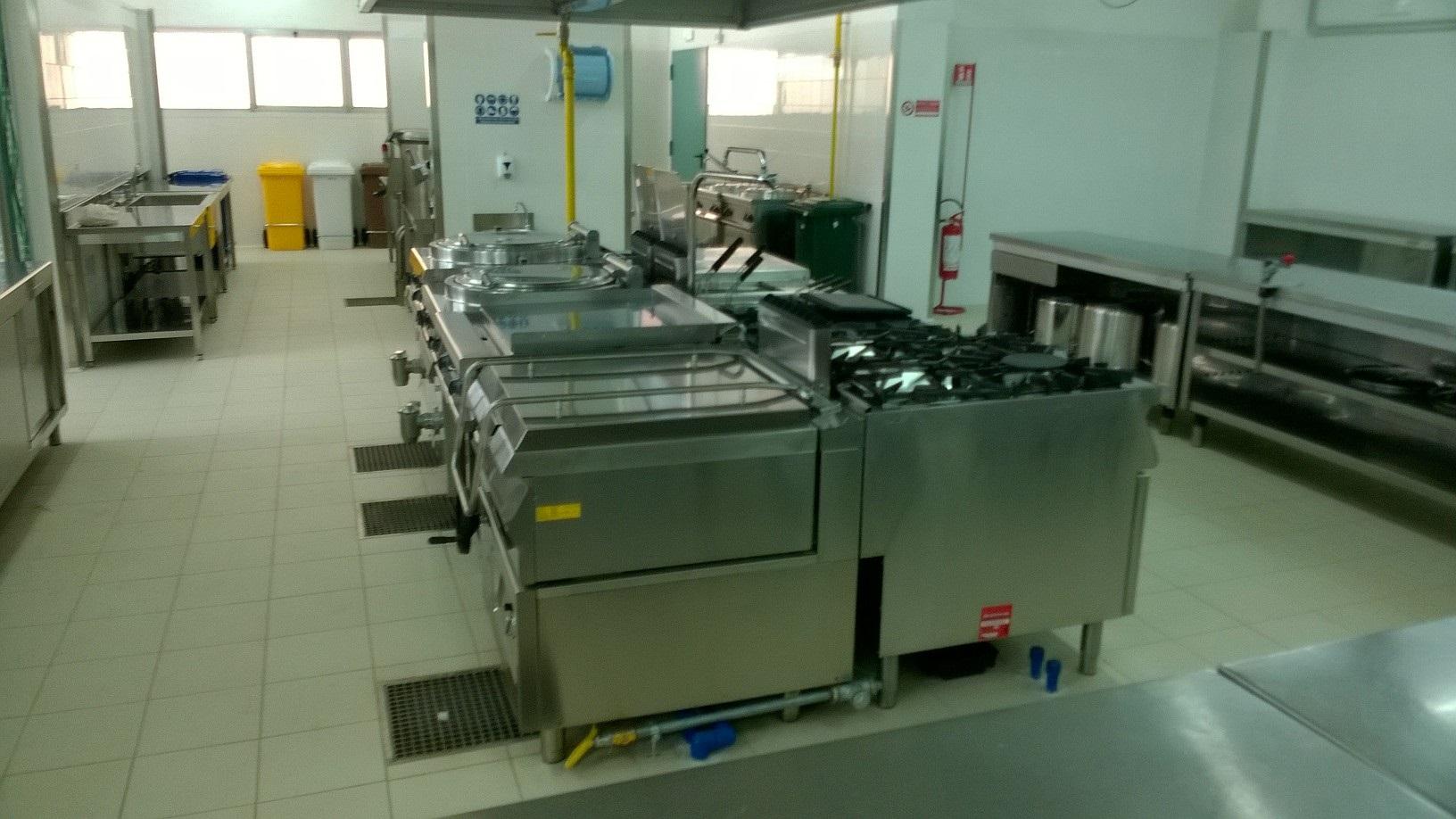 Ospedale Avezzano, pasti caldi con la nuova cucina