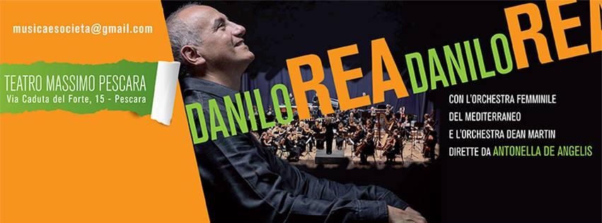 Danilo Rea in concerto a Pescara per giornata autismo