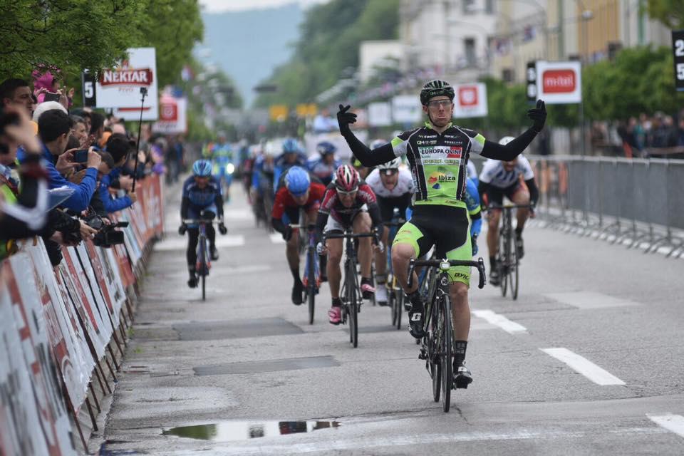 Ciclismo GM Europa Ovini – Fortin, capolavoro con dedica