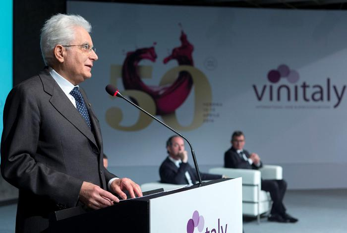 Vinitaly: dopo Mattarella arriva Renzi