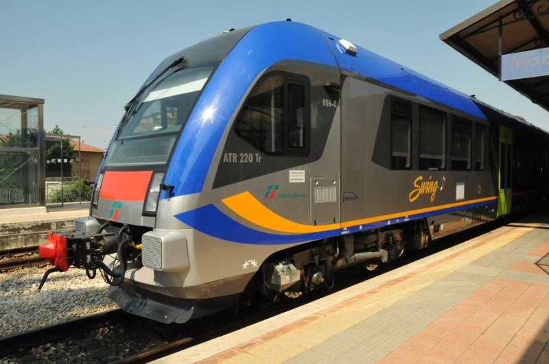 I treni Swing a rischio deragliamento: la Filt chiede rassicurazioni