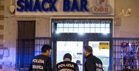 Roma, marsicano insegue e uccide la moglie in un bar