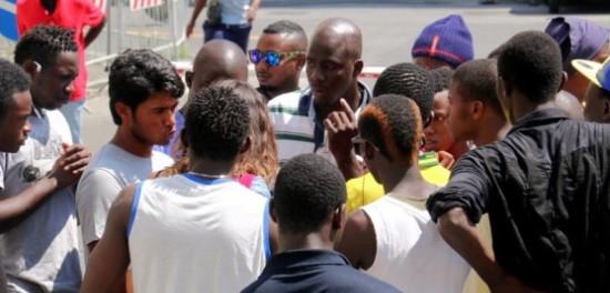 60 rifugiati all'Excelsior di Montesilvano